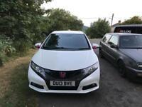Honda Civic turbo diesel cheap tax