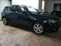 Mazda 3 Sport 2.2 Diesel with BOSE SOUND SYSTEM LEATHER SEATS 12 MONTHS MOT BLUETOOTH