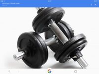 Weights Dumbbells weight bench loose weights