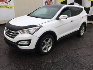 2013 Hyundai Santa Fe Sport SE, Navigation, Leather, Back Up Cam