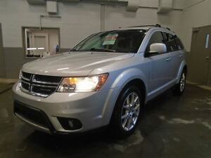 2012 Dodge Journey CREW V6 A/C MAGS 7 PASSAGERS