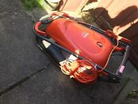 Hoover mower & strimmer