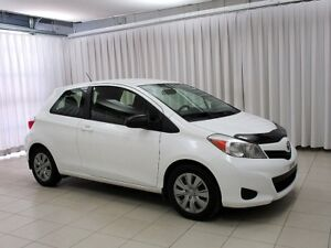 2012 Toyota Yaris WOW! WHAT MORE DO YOU NEED!? AUTOMATIC 5DR HAT
