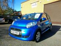 IMMACULATE 2010 CITROEN C1 1.0, ONLY 45k, FSH, NEW MOT AND 3 MONTHS WARRANTY. 107 Aygo