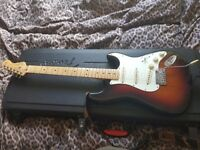 Fender Stratocaster USA 2016, barely used, for sale