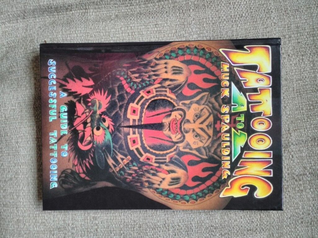 Tattoo Book a guide to successful tattooing | in Norwich, Norfolk ...