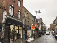Large 1 Bedroom 1st Floor Flat In Shoreditch, E1, Fantastic Central Location, Located on Brick Lane