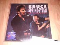 "8 x bruce springsteen in concert mtv unplugged 2 x vinyl LP RARE + 7 x 7"" singles lucky town"