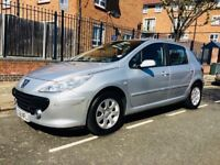^^URGENTLY NEED GONE^^NEW SHAPE 1.4 PEUGEOT 307 FULL HISTORY^^TAX^^1 YEAR AND INSURED JUST DRIVE