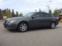 2006 Nissan Altima 2.5 SL LEATHER/ROOF