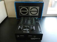 Incredibly Rare Ecler Concept 2 DJ Mixer