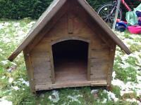S-M sized waterproof dog kennel