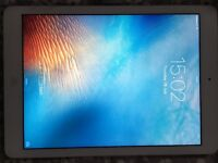 iPad Air 16GB EE 4G (damaged screen)