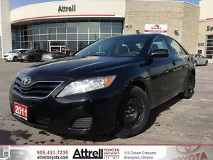 2011 Toyota Camry LE V6 ALLOYS, PWR SEAT, ABS, KEYLESS