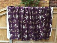 Free pair of curtains
