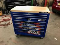 Snap-On Roll Cabinet Tool box - Wide Draw