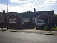 3 Bedroom Detached Bungalow in Rowley Fields, Garage, conservatory and Large Rear Garden
