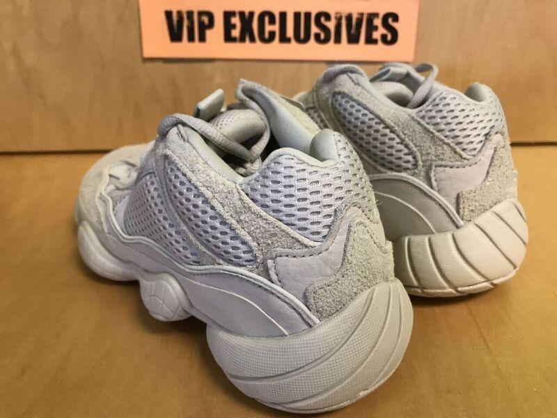 9b6f8e2a0d3 ... Adidas Yeezy 500 Blush Desert Rat DB2908 100% AUTHENTIC ...