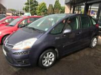 CITROEN C4 PICASSO 1.8 5 VTR PLUS I 16V 5d 124 BHP (purple) 2008