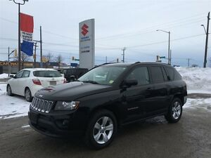 2014 Jeep Compass North Edition 4X4 ~Heated Seats ~Well Appointe