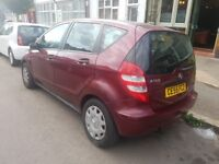 2005 MB (MOT 25/07/2019) A Class for Sale, 1.5, AUX, Bluetooth, 5dr, HPI Clear, Cheap to run