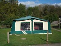 Pennine Pullman 535 Trailer Tent / Folding Camper