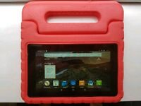 Amazon fire tablet very good condition