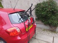 Bicycle Carrier Bike Rack - Universal Fit 2 bikes