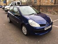 Renault Clio 1.6 VVT Expression 3dr (1 OWNER+SUNROOF+FSH) HPI CLEAR