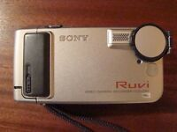 Sony video camera recorder CCD-CR1. Very rare camera recorder, including case, charger, manual etc.