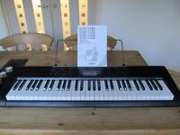 CASIO CTK 1150 Electronic Keyboard.