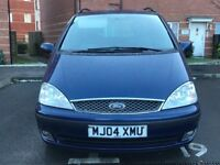 ford galaxy 1.9tdi 7 seater 1 owner from new diesel cheap mpv