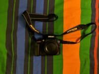 Nikon d3400 camera and accessories
