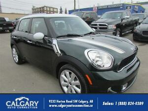 2011 MINI Cooper S Countryman AUTO/ BRITISH RACING GREEN