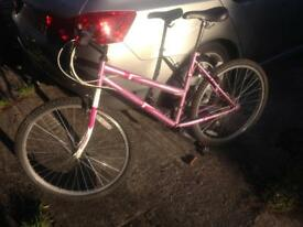 Girl/women bicycle for sale
