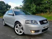 2004 AUDI A3 3.2 V6 QUATTRO SPORT (MANUAL) 250BHP, ONLY 98000 MILES! EXCELLENT EXAMPLE! not R32 GOLF