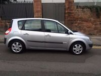 2006 Renault Megane Scenic 1.6 5 Door Hatchback, Two Owners from New, Good Service History, Long MOT