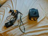 Gamecube (console only) with all cables and memory card