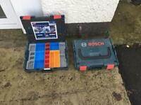 L-Box screw box (plumber,Joinner,diy,tools,drill,cordless)
