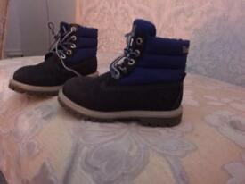 Timberland boot boys uk10