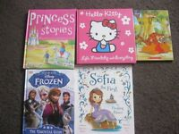 LOVELY BUNDLE OF GIRLS BOOKS