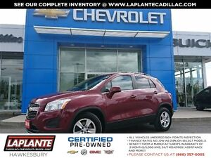 2014 Chevrolet Trax Blutooth+Cruise