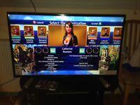 Brand new LG Led 43 inch Smart TV (43LH57)