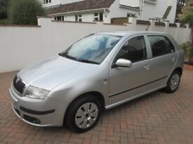 image for Skoda, FABIA, Hatchback, 2006, Manual, 1390 (cc), 5 doors