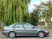 2001 Volvo S40 2.0 Auto.. XI LIMITED EDITION + LOW MILES + F/V/SH + VERY HIGH SPEC..