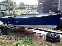 angling boat