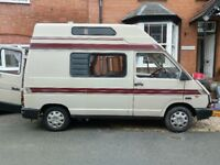 Renault Trafic Auto Sleeper T1100 Camper Van very goodCondition and milage for year.
