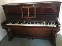 UPRIGHT PIANO!