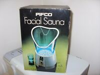 Pifco electric facial steamer