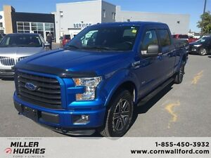 2015 Ford F-150 XLT,Sport Bucket Seats,Camera,Sync,Keyless